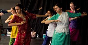 Bollywood-Dance-class