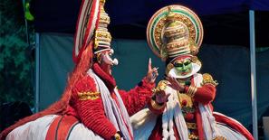 Kathakkali-dance-show